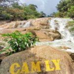 ダラット観光地のカムリ滝を紹介します!!~気軽にいける市内近郊の滝~