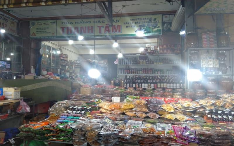 ダラット ナイトマーケット
