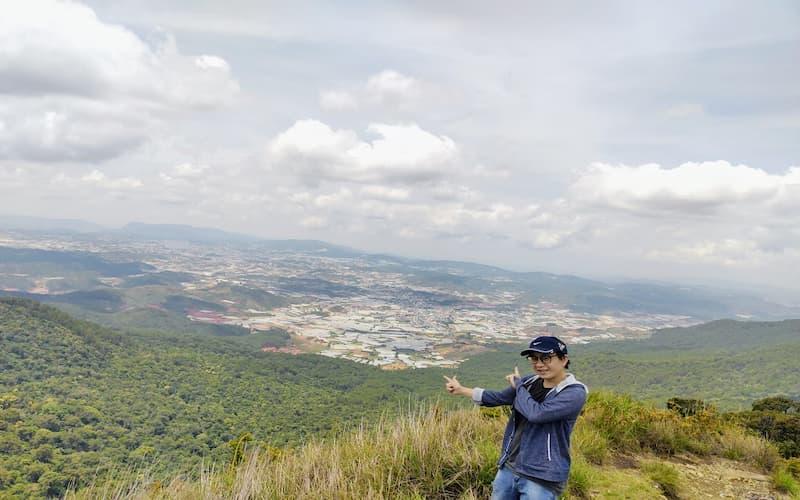 ダラット ランビアン山