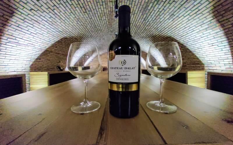 ダラット ワイン