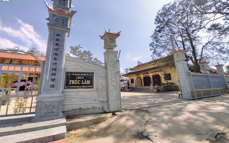 ダラット お寺