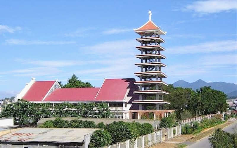 ダラット 教会